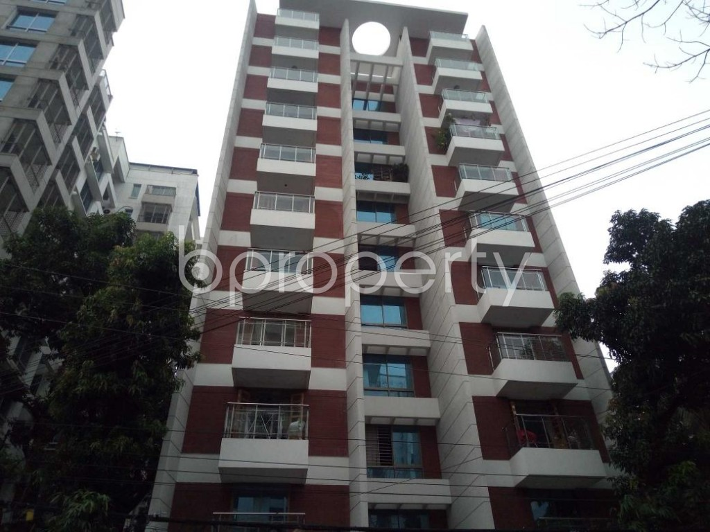 Front view - 4 Bed Apartment to Rent in Banani, Dhaka - 1920601