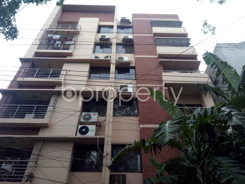 Front view - 3 Bed Apartment to Rent in Uttara, Dhaka - 1920610