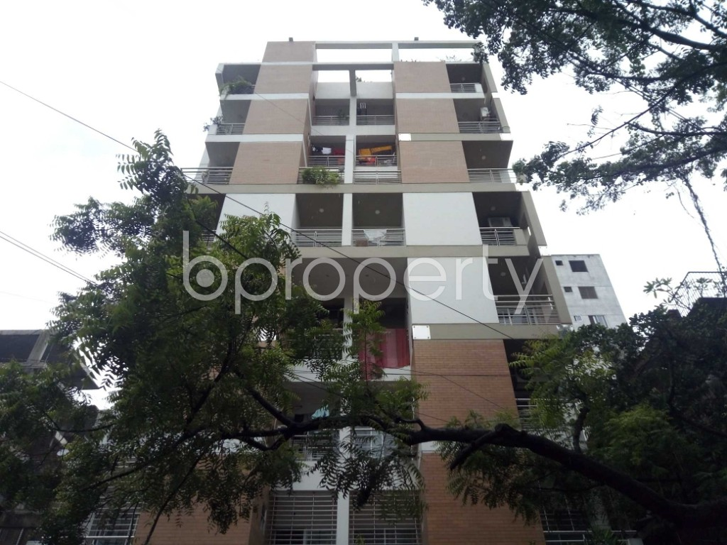 Front view - 3 Bed Apartment to Rent in Uttara, Dhaka - 1920611