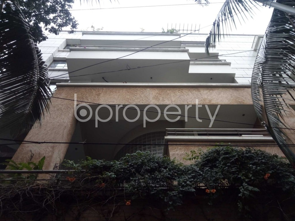 Front view - 3 Bed Apartment to Rent in Uttara, Dhaka - 1920613