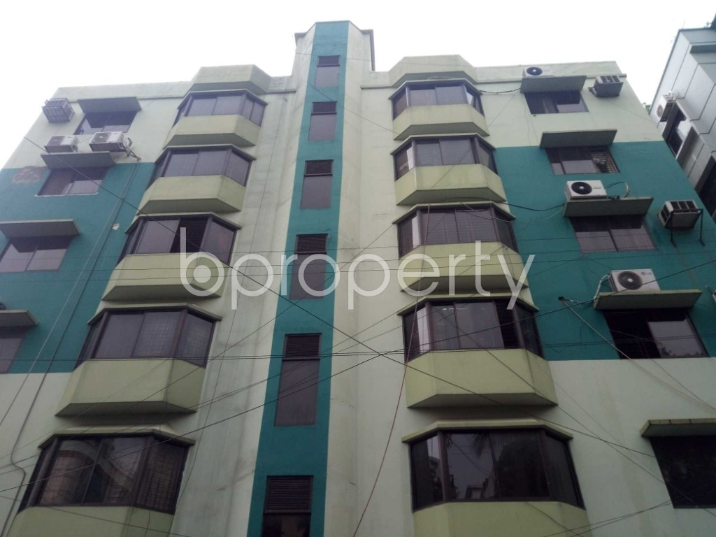Front view - 3 Bed Apartment to Rent in Uttara, Dhaka - 1920614