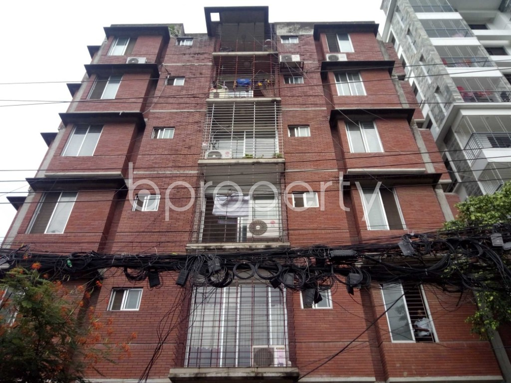 Front view - 3 Bed Apartment to Rent in Uttara, Dhaka - 1920615