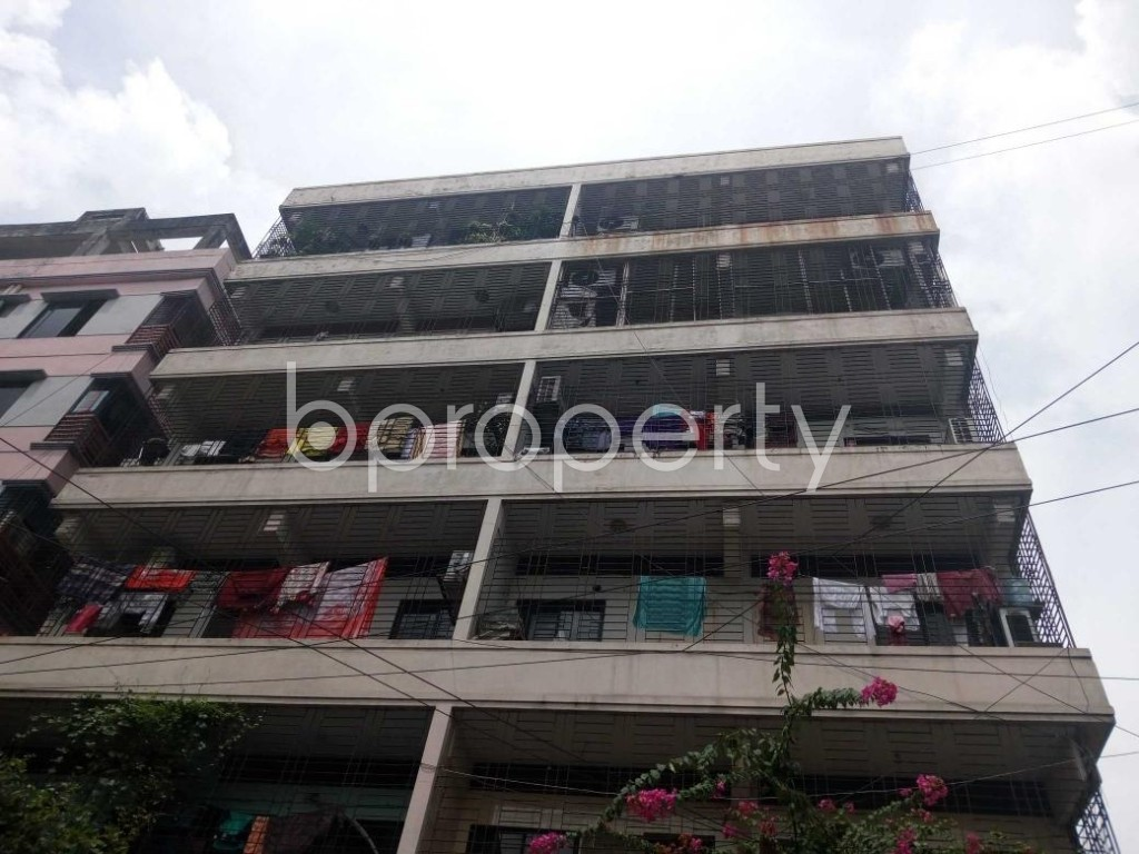 Front view - 3 Bed Apartment to Rent in Nadda, Dhaka - 1920649