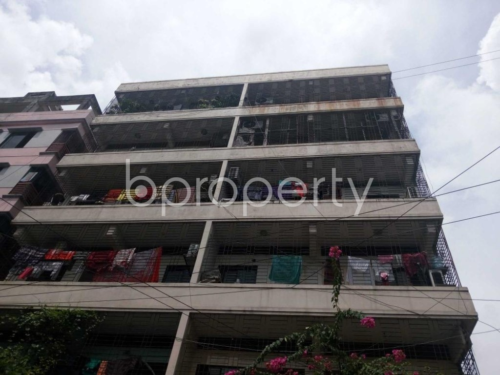 Front view - 3 Bed Apartment to Rent in Nadda, Dhaka - 1920651