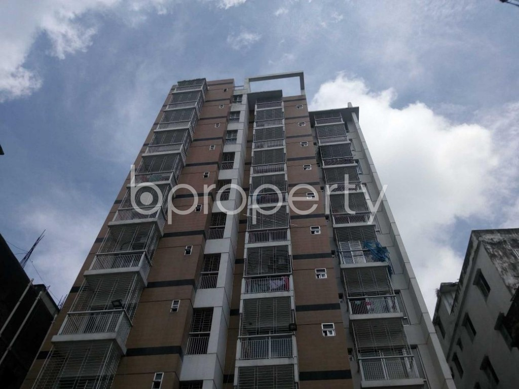 Front view - Office to Rent in Kalachandpur , Dhaka - 1920657