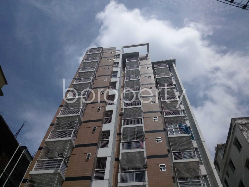Front view - Office to Rent in Kalachandpur , Dhaka - 1920659