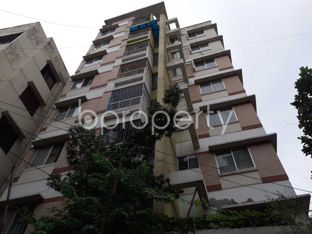 Front view - 3 Bed Apartment for Sale in Motijheel, Dhaka - 1920668