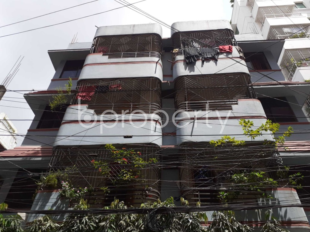 Front view - Shop to Rent in Banasree, Dhaka - 1920667