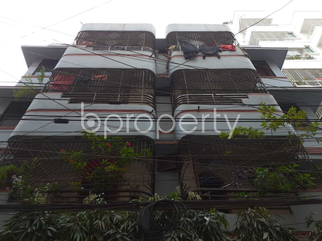 Front view - Office to Rent in Banasree, Dhaka - 1920669