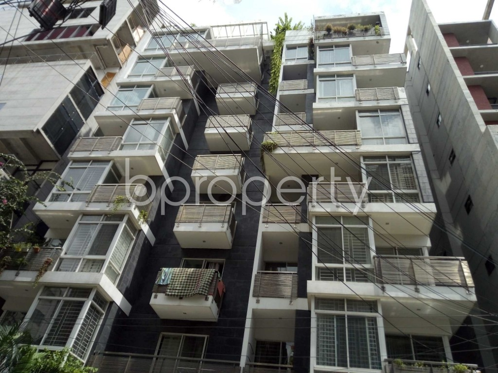 Outside view - 4 Bed Apartment to Rent in Banani, Dhaka - 1920677