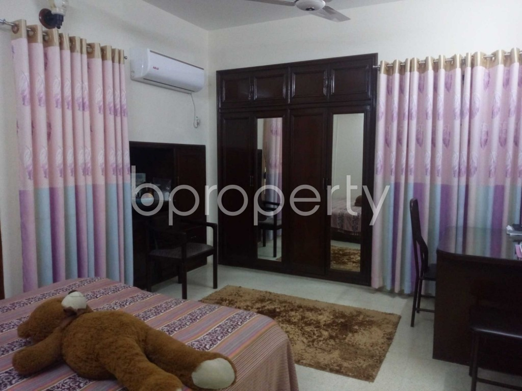 Bedroom - 3 Bed Apartment for Sale in Shantinagar, Dhaka - 1920721
