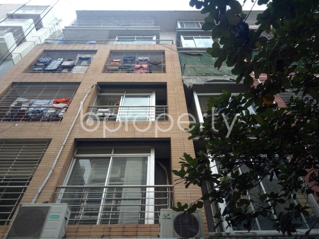 Front view - 3 Bed Apartment to Rent in Uttara, Dhaka - 1920731