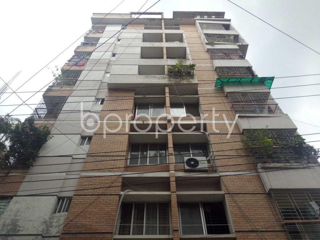 Front view - 3 Bed Apartment to Rent in Uttara, Dhaka - 1920732