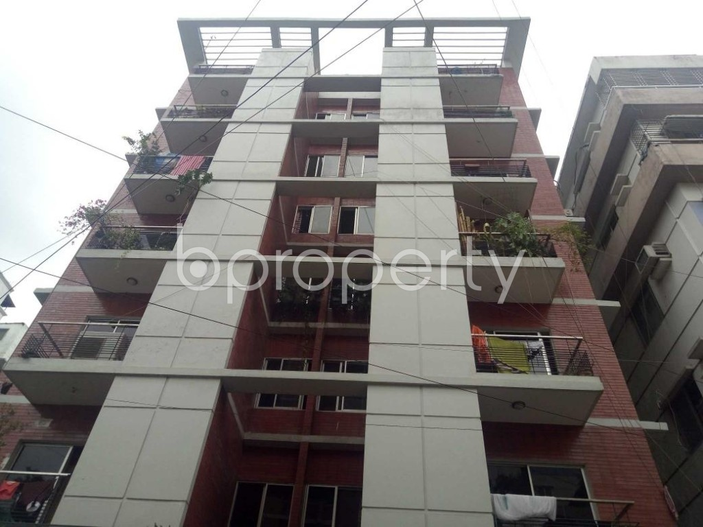 Front view - 3 Bed Apartment to Rent in Uttara, Dhaka - 1920733