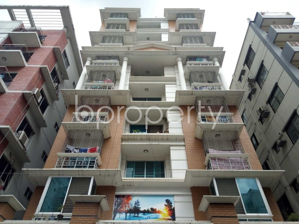 Front view - 3 Bed Apartment to Rent in Uttara, Dhaka - 1920734