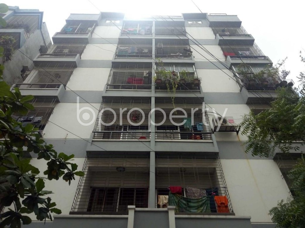 Front view - 3 Bed Apartment to Rent in Uttara, Dhaka - 1920735