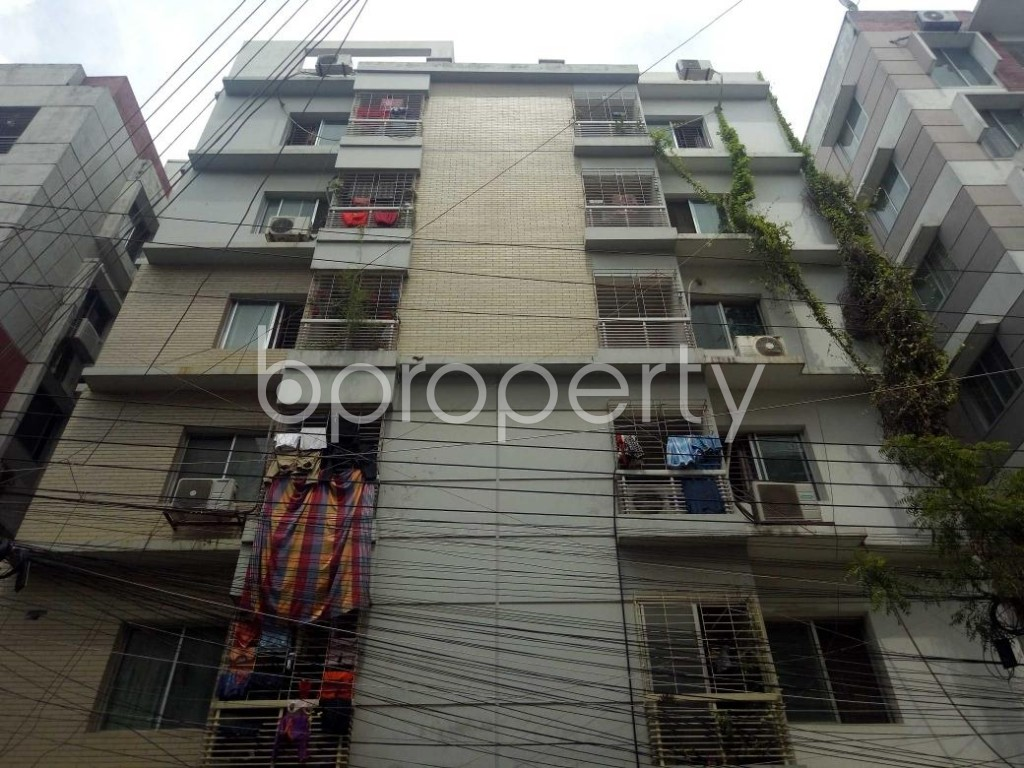 Front view - 3 Bed Apartment for Sale in Uttara, Dhaka - 1920737