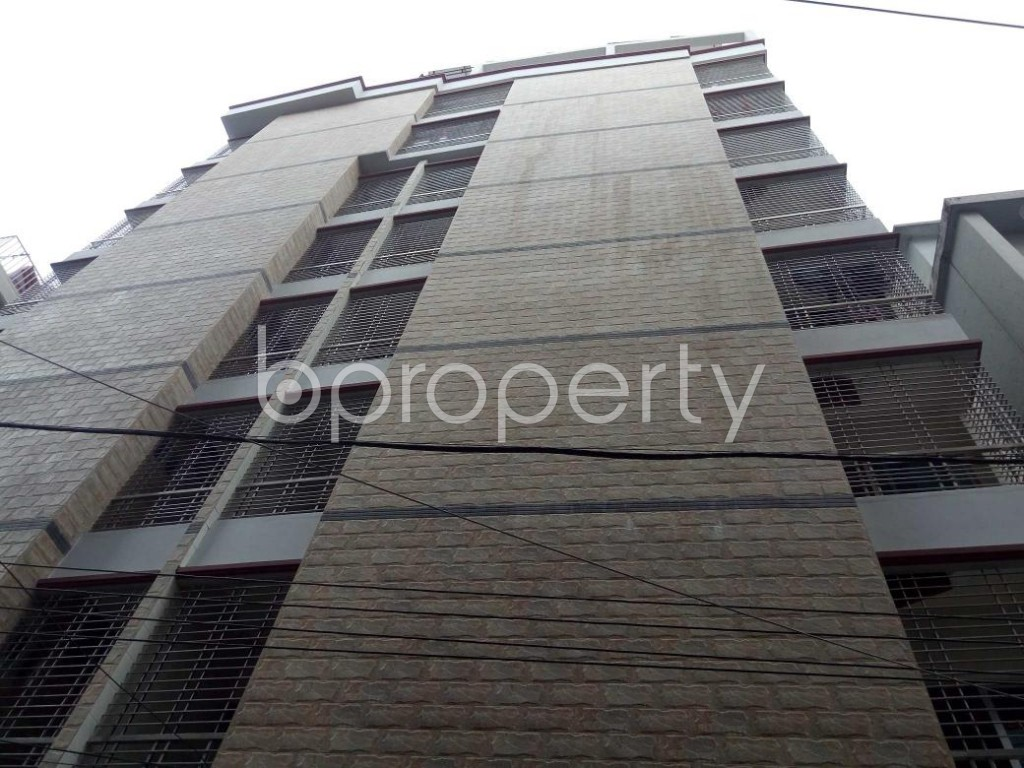 Front view - 3 Bed Apartment to Rent in Dhanmondi, Dhaka - 1920747