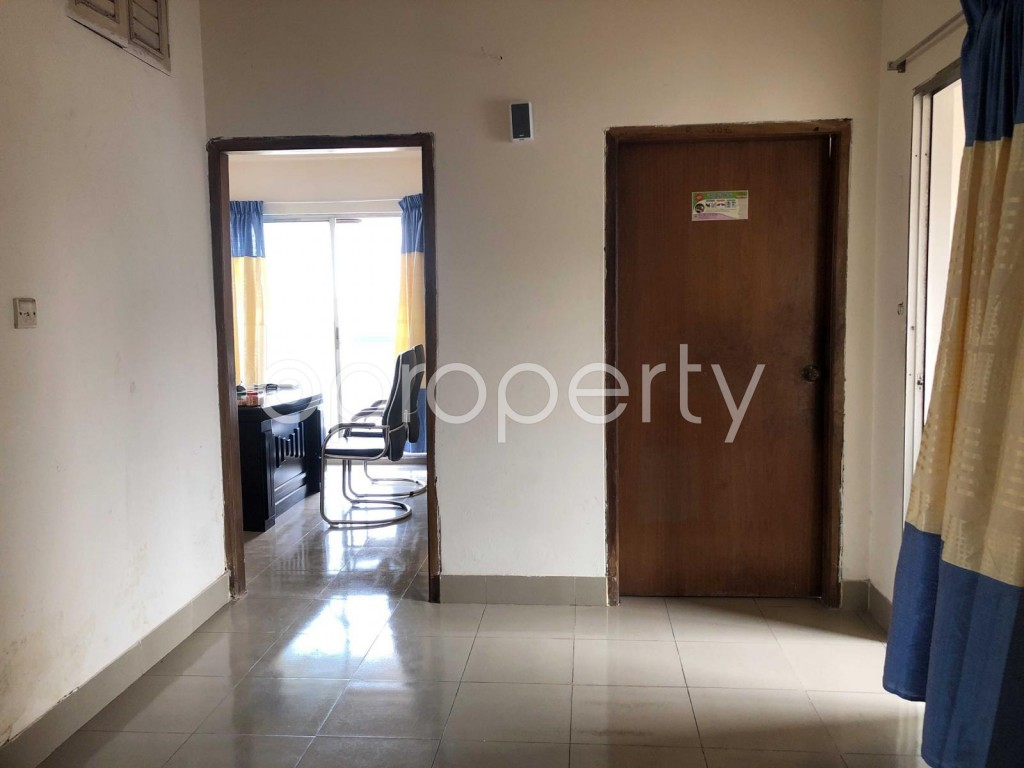 Empty Room - 3 Bed Apartment for Sale in Uttara, Dhaka - 1911371