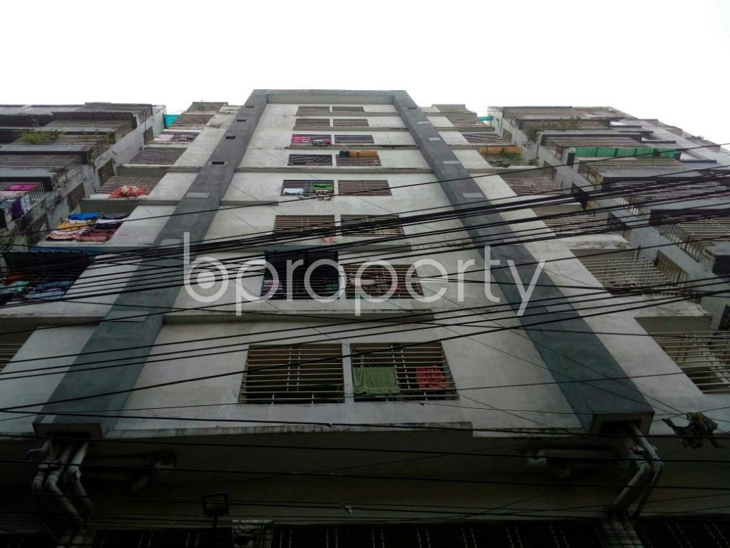 Front view - 3 Bed Apartment for Sale in Lal Khan Bazaar, Chattogram - 1920759
