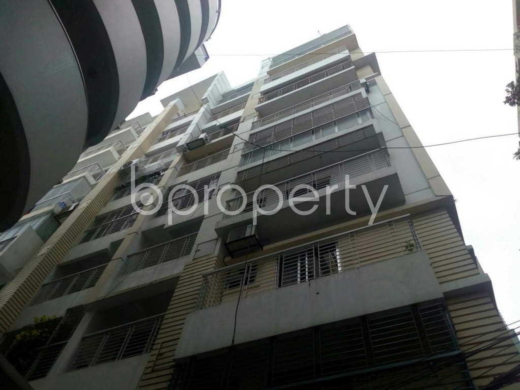 Front view - 3 Bed Apartment for Sale in Khulshi, Chattogram - 1920787