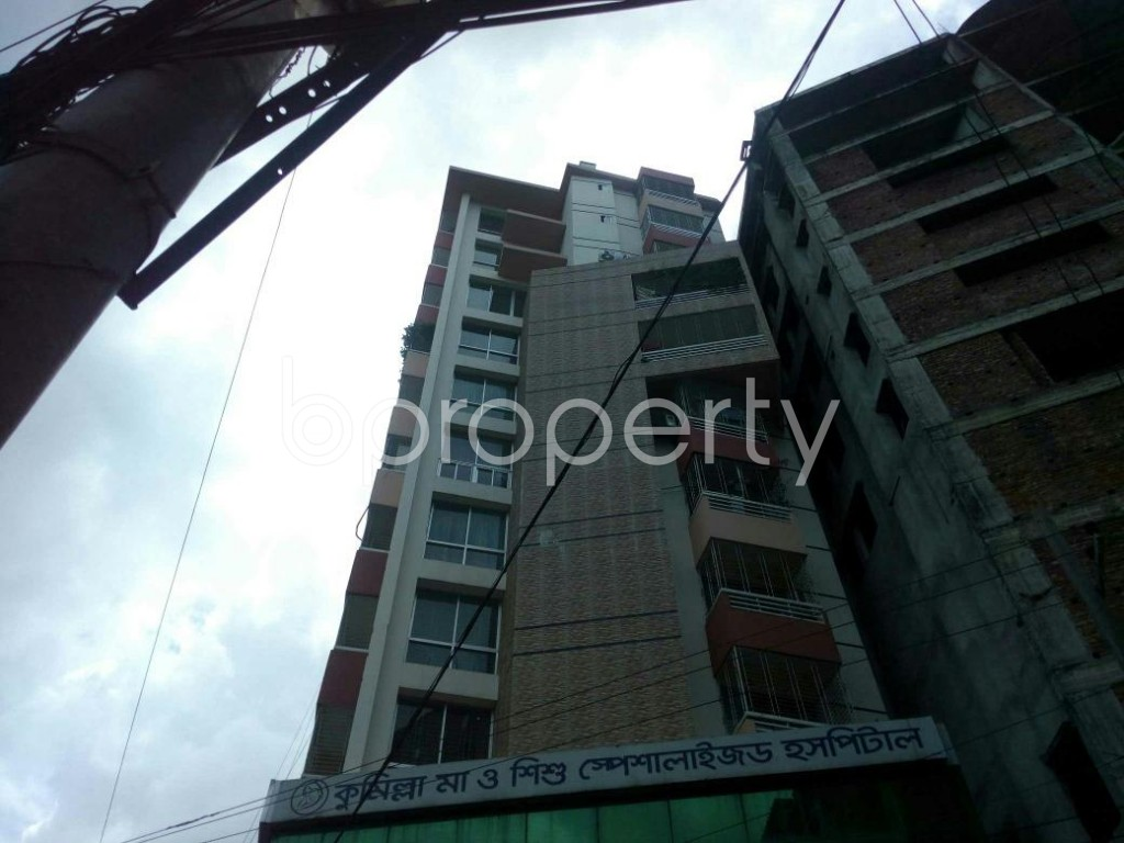 Front view - 3 Bed Apartment to Rent in Jhautola, Cumilla - 1920792