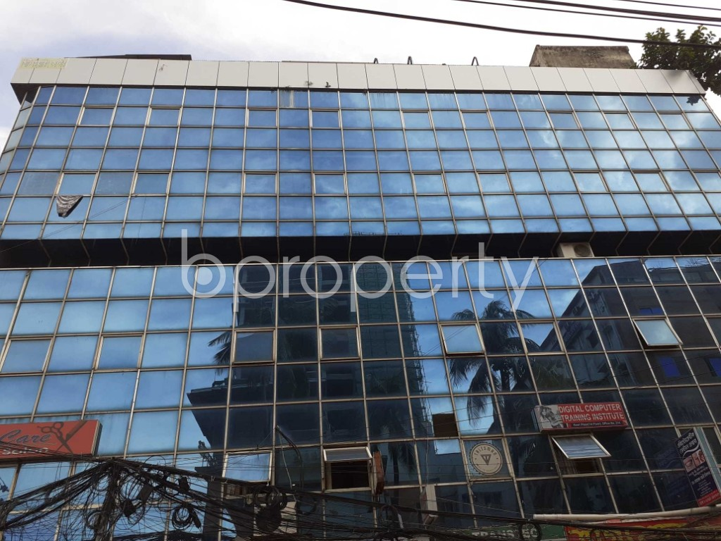 Outside view - Office to Rent in Dhanmondi, Dhaka - 1920822