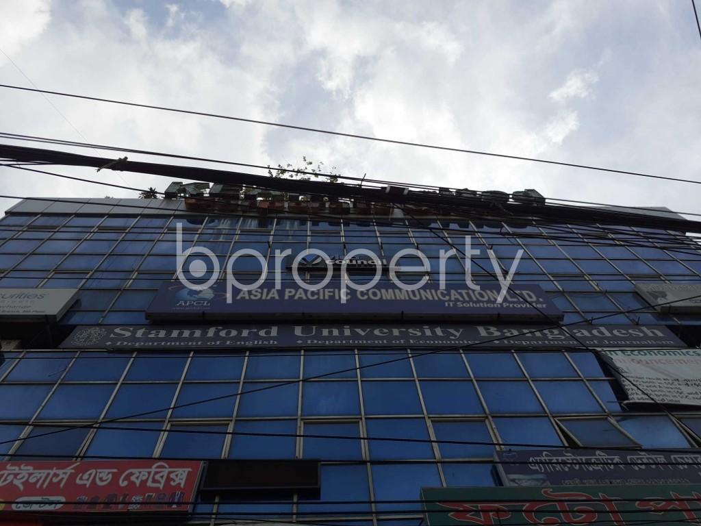 Front view - Office to Rent in Dhanmondi, Dhaka - 1920823