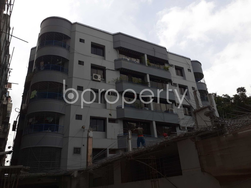 Front view - 3 Bed Apartment to Rent in Dhanmondi, Dhaka - 1920826