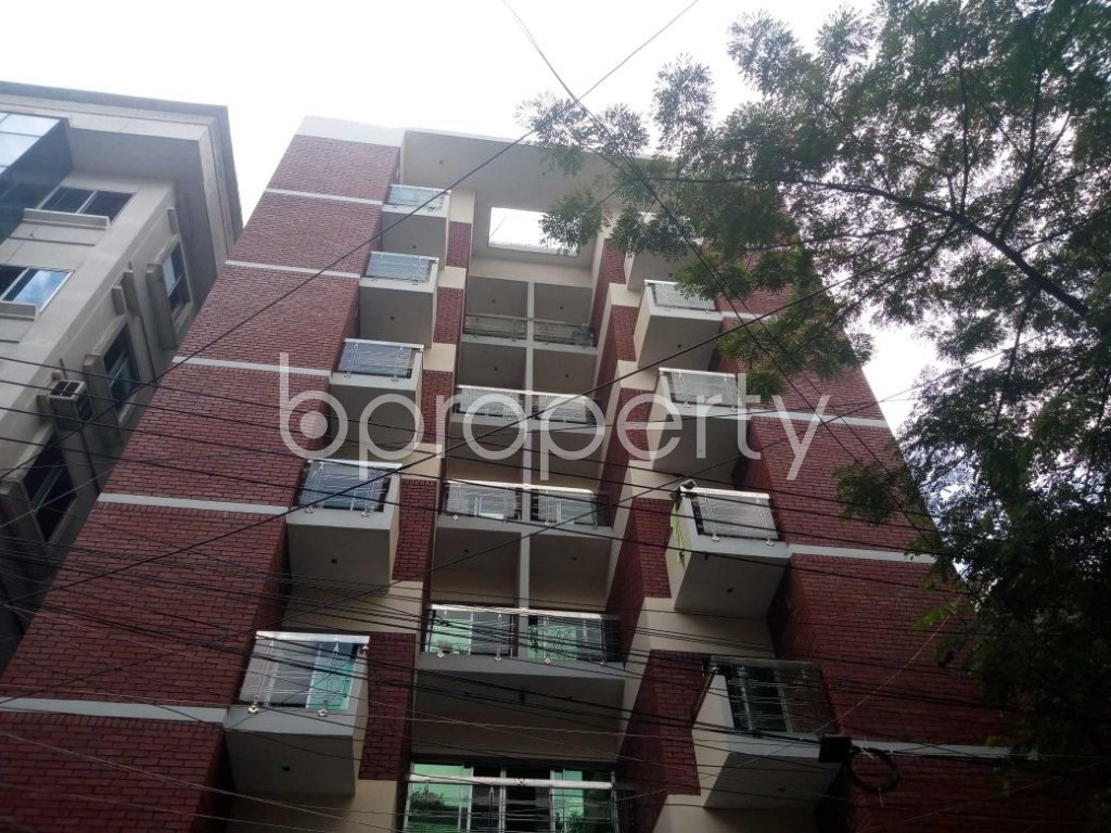 Front view - 2 Bed Apartment to Rent in Uttara, Dhaka - 1920835