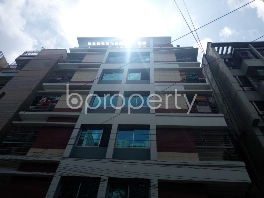 Front view - 3 Bed Apartment to Rent in Uttara, Dhaka - 1920837