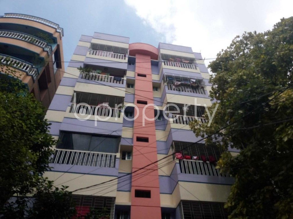 Front view - Office to Rent in Uttara, Dhaka - 1920839