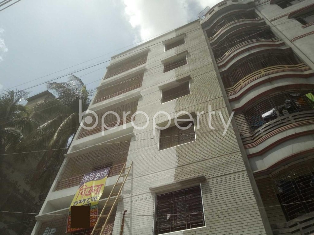 Outside view - 2 Bed Apartment to Rent in Mirpur, Dhaka - 1920854