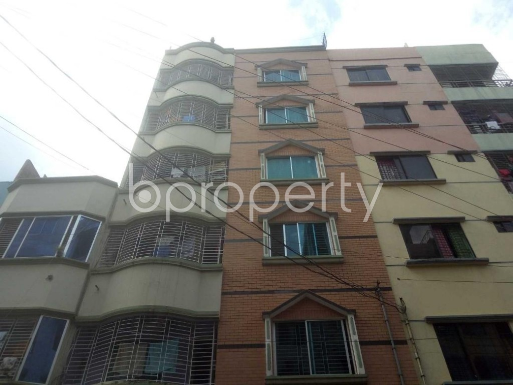 Front view - 2 Bed Apartment to Rent in Mirpur, Dhaka - 1920887