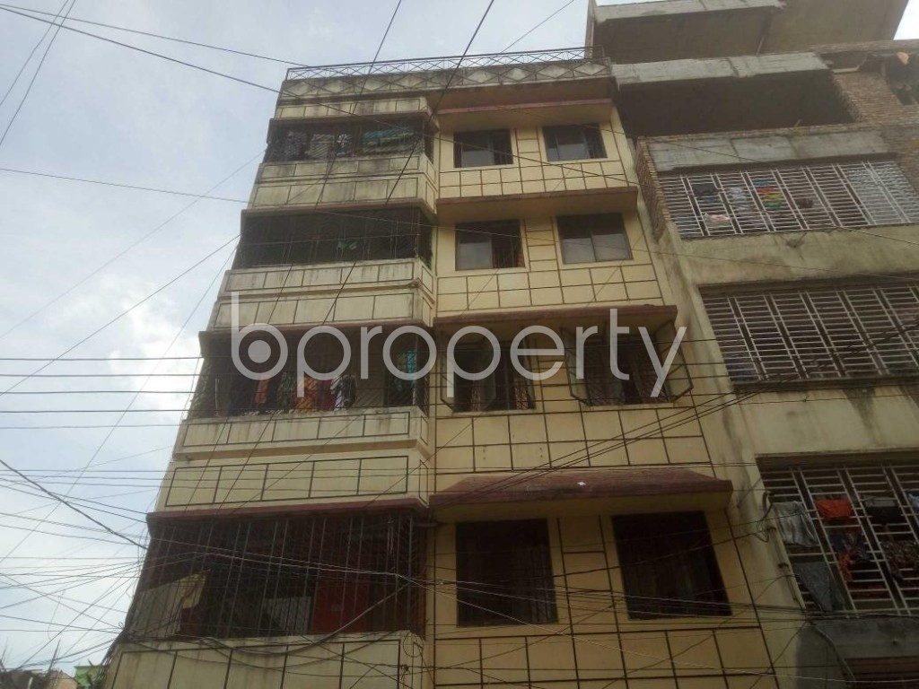 Front view - 2 Bed Apartment to Rent in Mirpur, Dhaka - 1920888