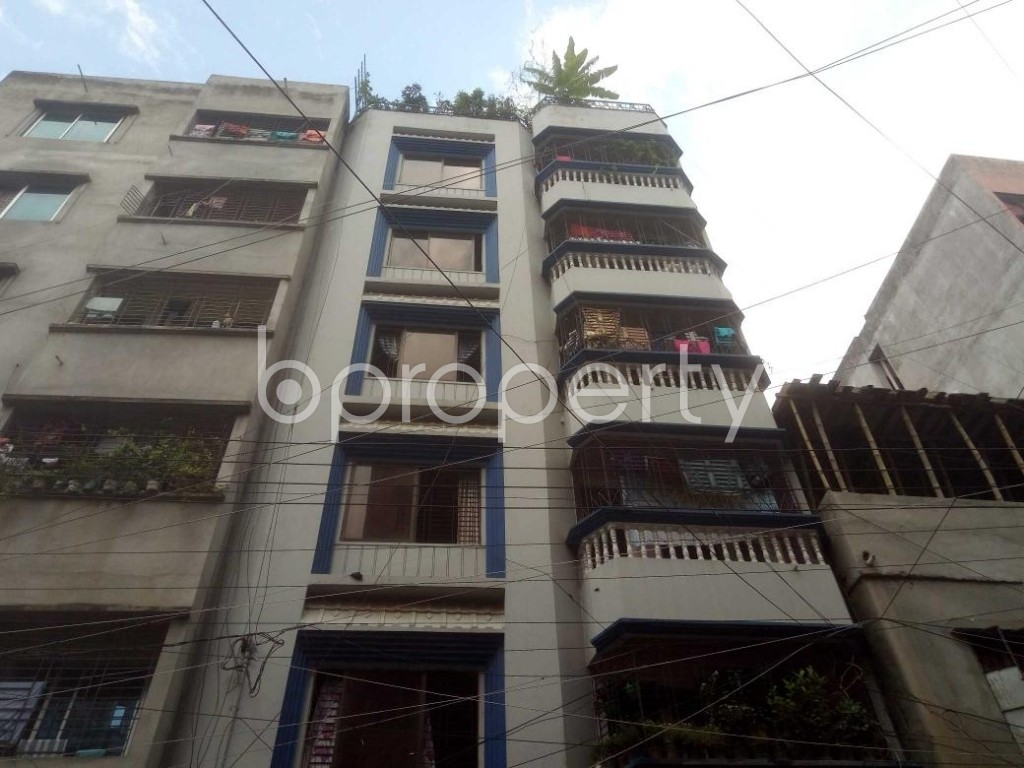 Front view - 2 Bed Apartment to Rent in Mirpur, Dhaka - 1920889