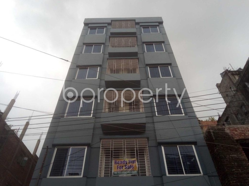 Front view - 2 Bed Apartment to Rent in Mirpur, Dhaka - 1920899