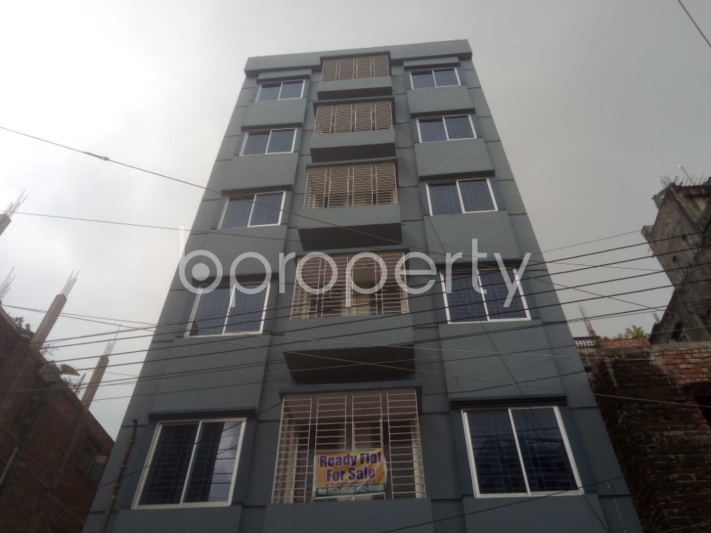 Front view - 2 Bed Apartment to Rent in Mirpur, Dhaka - 1920900