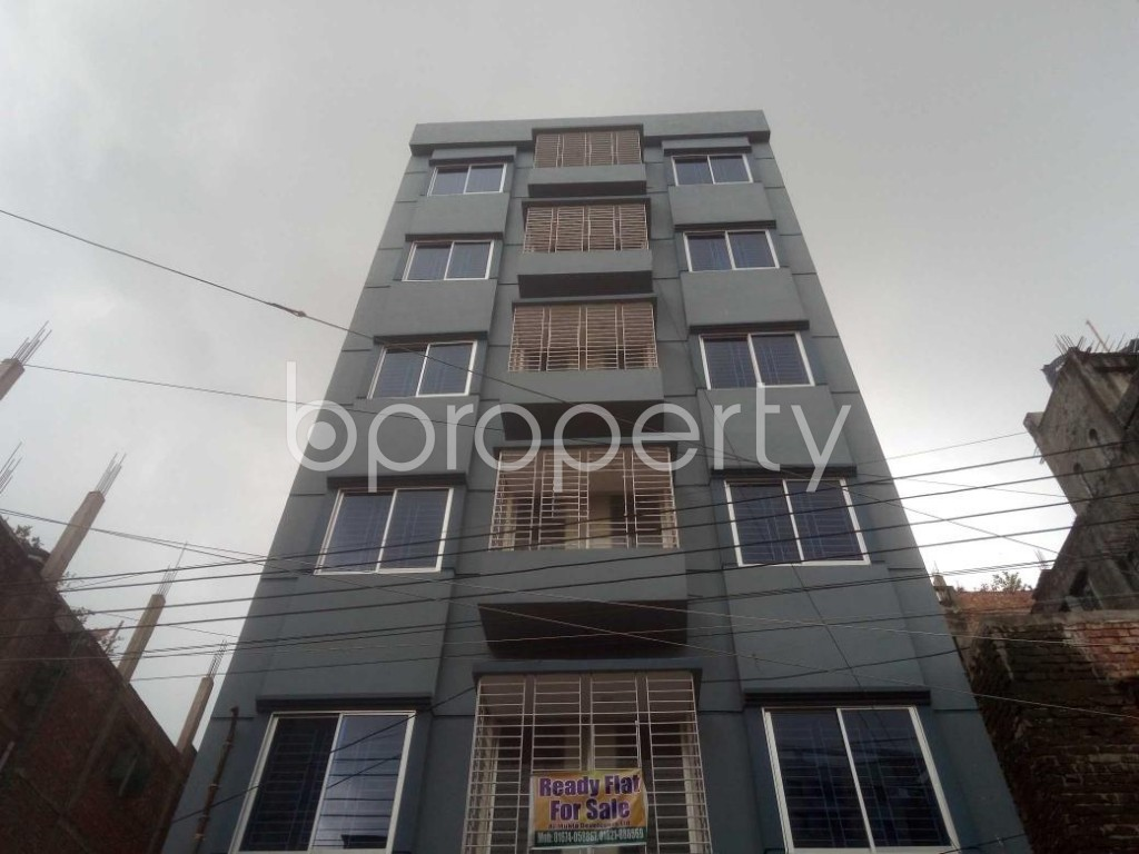 Front view - 2 Bed Apartment to Rent in Mirpur, Dhaka - 1920901