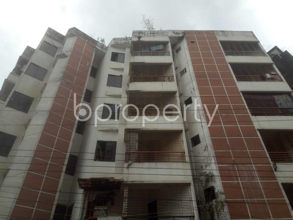 Front view - 3 Bed Apartment to Rent in Mirpur, Dhaka - 1920902