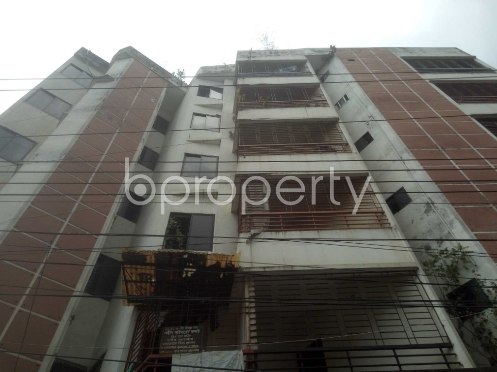 Front view - 3 Bed Apartment to Rent in Mirpur, Dhaka - 1920903