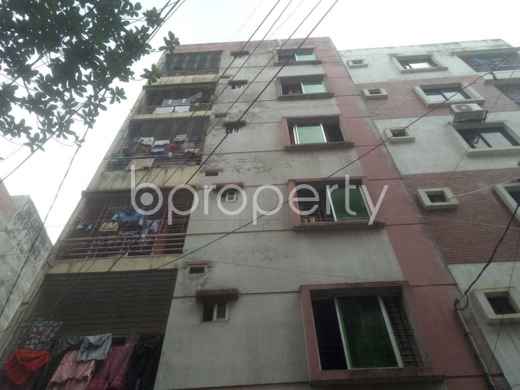 Front view - 2 Bed Apartment to Rent in Mirpur, Dhaka - 1920907