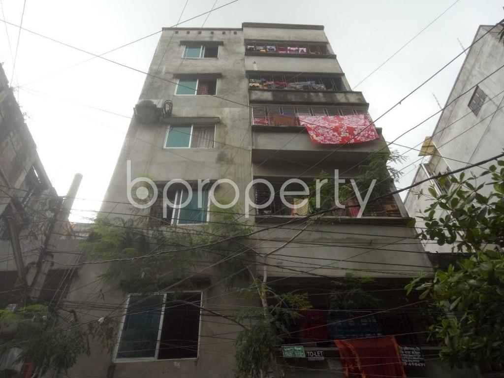 Front view - 2 Bed Apartment to Rent in Mirpur, Dhaka - 1920908
