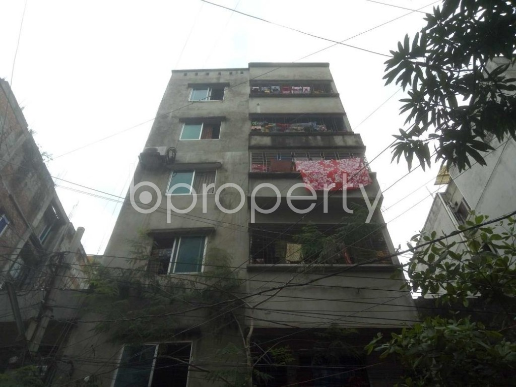 Front view - 2 Bed Apartment for Sale in Mirpur, Dhaka - 1920909
