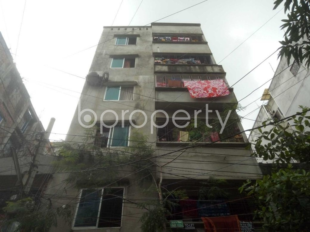Front view - 2 Bed Apartment for Sale in Mirpur, Dhaka - 1920910