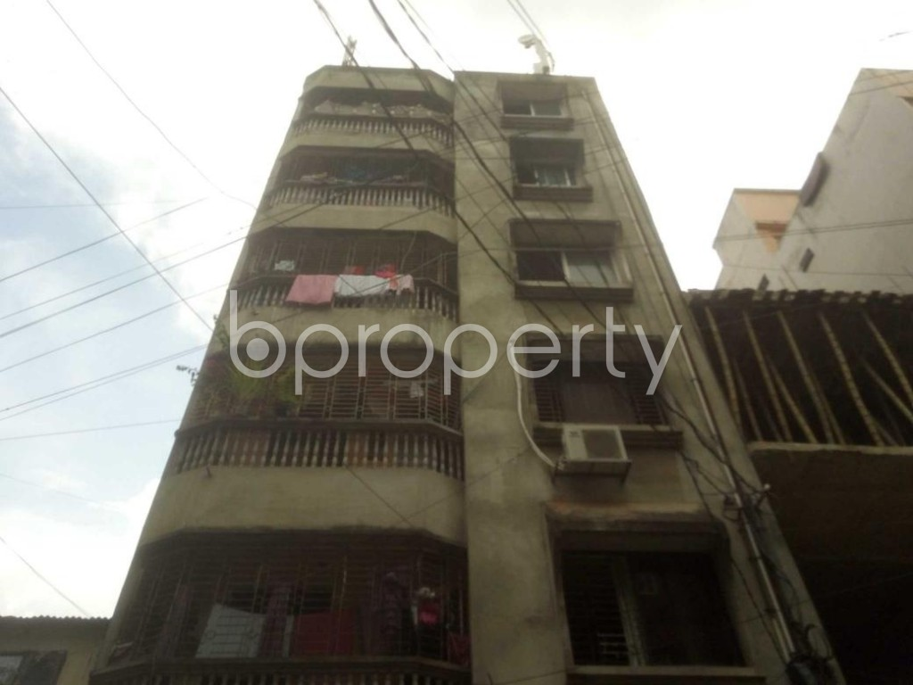 Front view - 2 Bed Apartment to Rent in Mirpur, Dhaka - 1920912