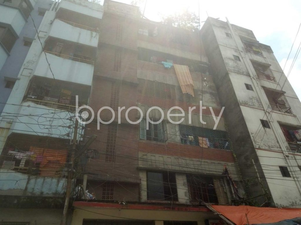 Front view - 2 Bed Apartment to Rent in Mirpur, Dhaka - 1920913