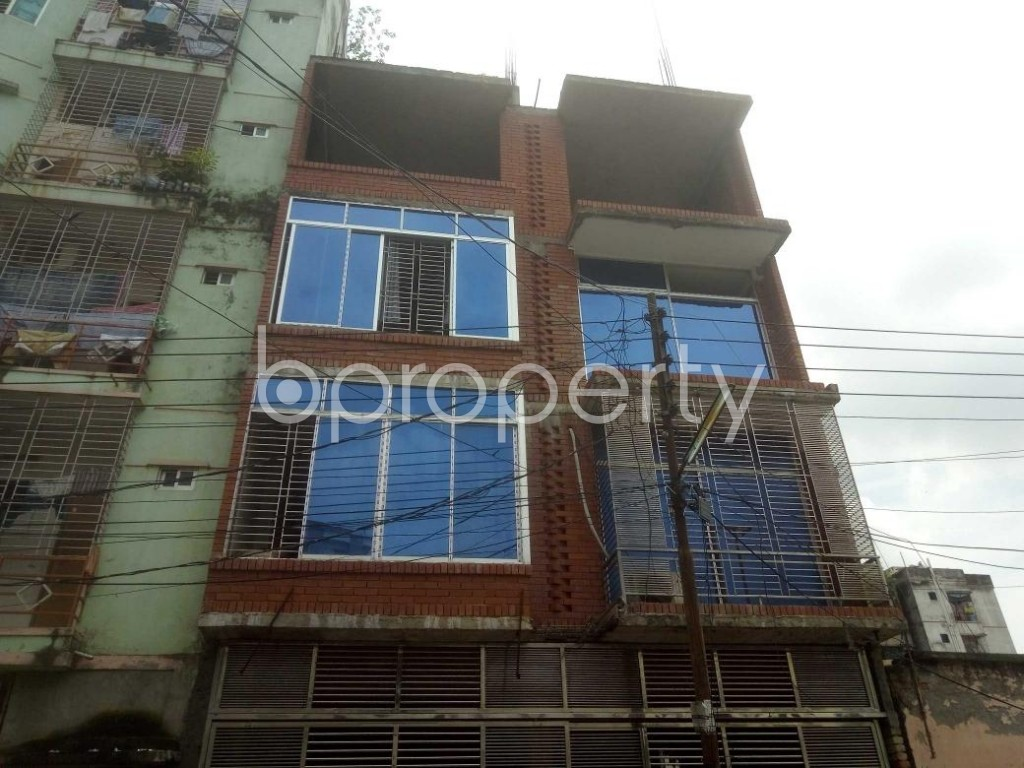 Front view - 2 Bed Apartment to Rent in Mirpur, Dhaka - 1920914