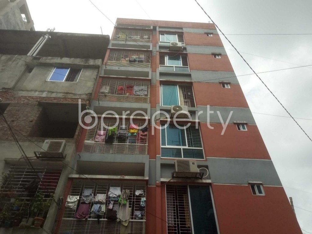 Front view - 2 Bed Apartment to Rent in Mirpur, Dhaka - 1920915