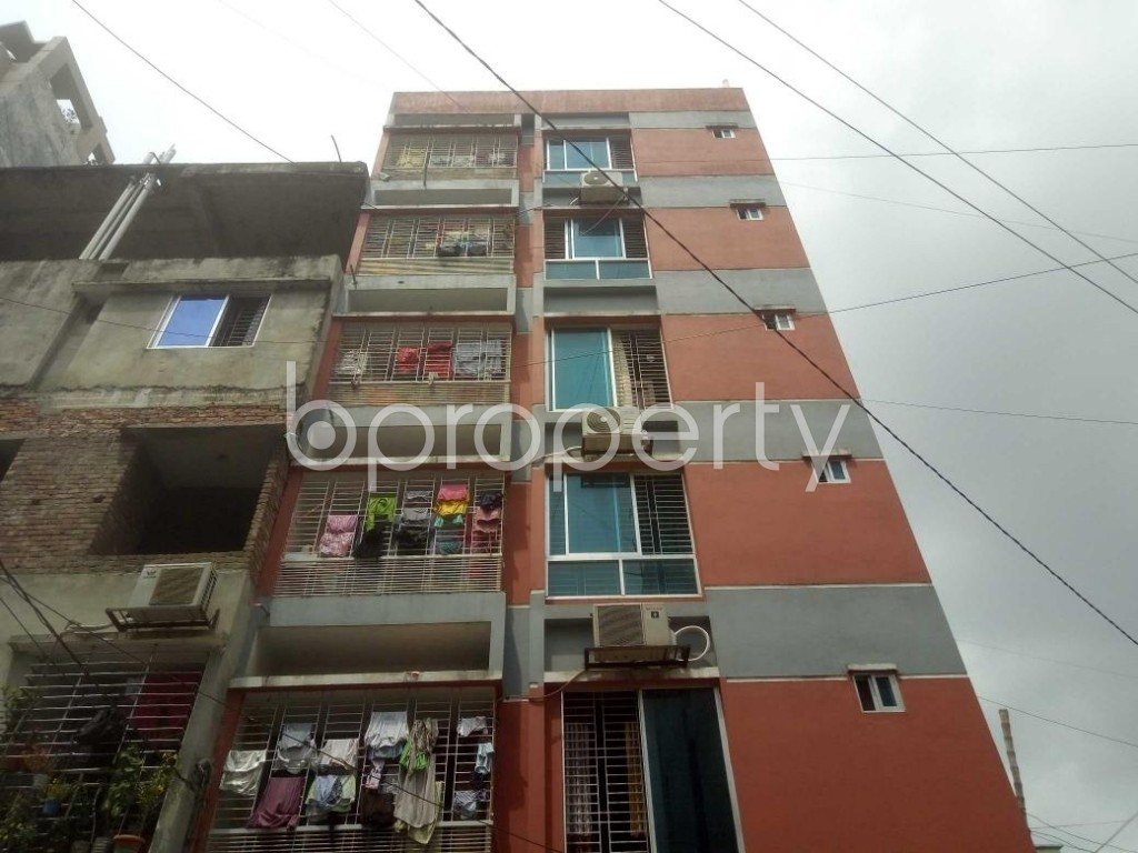 Front view - 2 Bed Apartment to Rent in Mirpur, Dhaka - 1920916